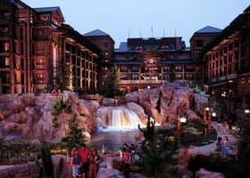 4. Disney's Wilderness Lodge