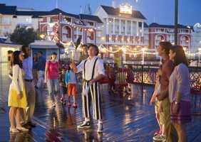 6. Disney's BoardWalk Inn