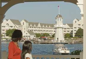 11. Disney's Yacht Club Resort