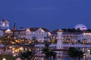 12. Disney's Beach Club Resort