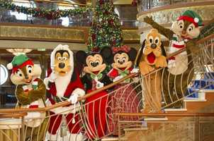 Beginning in November, sail away with Very Merrytime Cruises.