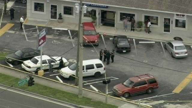 Seminole County deputies were called to a shooting in the Longwood area on Wednesday afternoon.