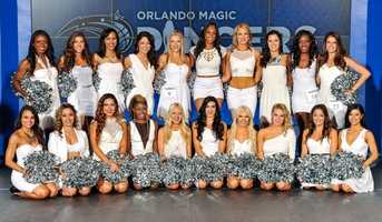 Meet the 2013-2014 Orlando Magic dance team!