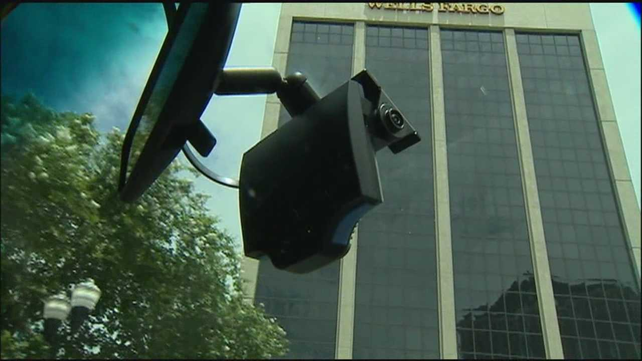 Orlando looks to add cameras inside city vehicles