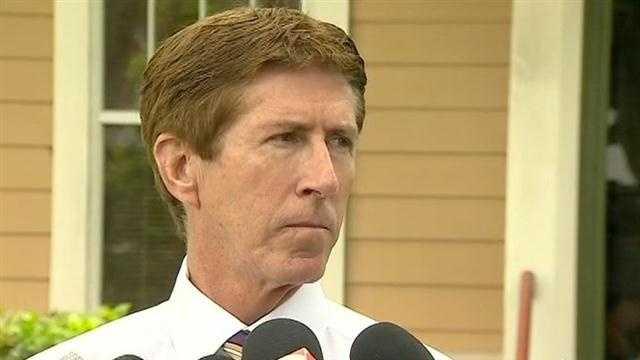 O'Mara addresses rumors about Zimmerman crash rescue