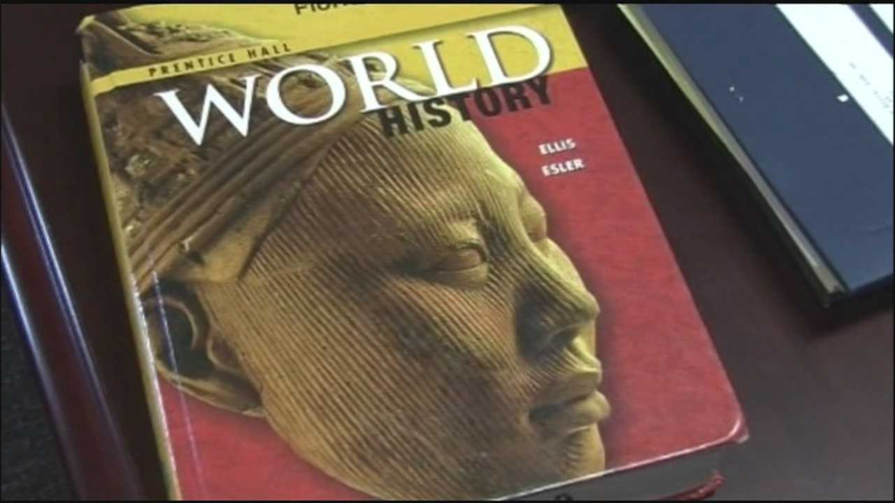 Parents say textbook is too favorable to Islam