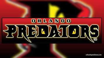 Arena football: Orlando's Predators take on the New Orleans VooDoo at the Amway Center at 7 p.m. Saturday.