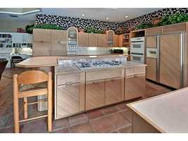 The chef of the house will adore the gourmet appliances in this gorgeous kitchen.