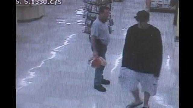 Raw Video: Man attempts robbery at Deltona Publix store