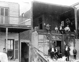 1896: The category 3 storm took 130 lives.