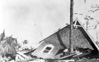 1926: The category 4 hurricane took 372 lives.