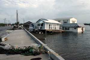 1998: Hurricane Georges damaged houseboats in Monroe County.  The name was retired.
