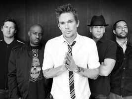 Sugar Ray: Oct. 7-9