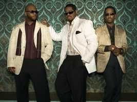 Boyz II Men: Oct. 21-23