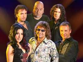 Starship starring Mickey Thomas: Sept. 27-29
