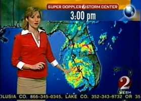 6. I have three children who were all born 19 months apart.  My oldest was born in 2004 as Hurricane Jeanne was making landfall in Central Florida.