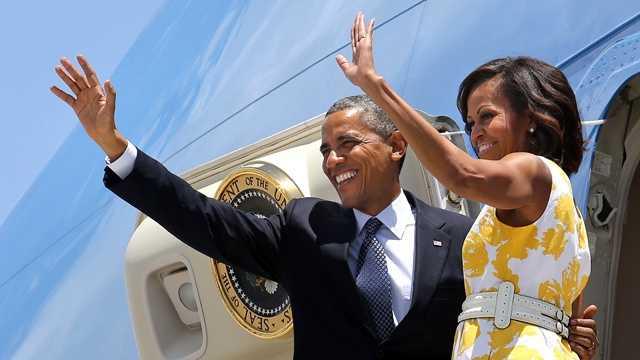 Photo by: Joe Burbank/White House Pool