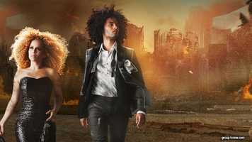 Group 1 Crew takes the Galaxy Stage at 10:25 p.m. on Sept. 7.