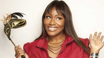 Mandisa will sing on the Galaxy stage at 10:25 p.m. on Sept. 6.
