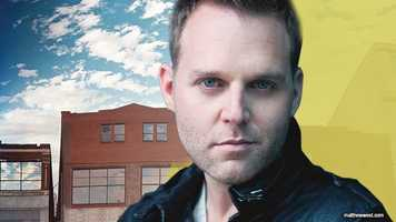 Matthew West will sing for two sets starting at 7:30 p.m. on the Galaxy Stage on Sept. 7.