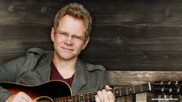 Steven Curtis Chapman/Michael W. Smith performs on the Cinderella Castle Forecourt Stage at 7:40 on Sept. 6.