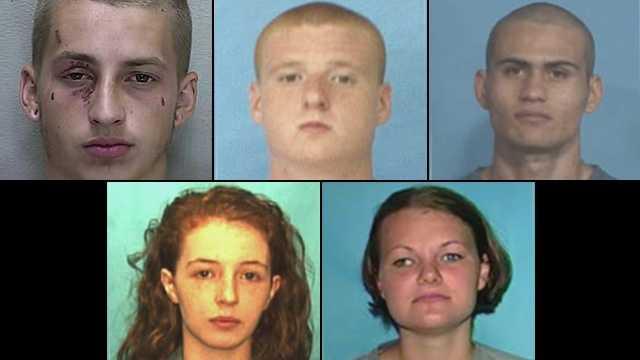 Timeline Seath Jackson Murder