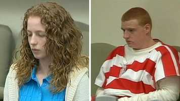 Jun 12, 2012: Amber Wright and Kyle Hooper are found guilty of first-degree murder. They were later sentenced to life in prison.
