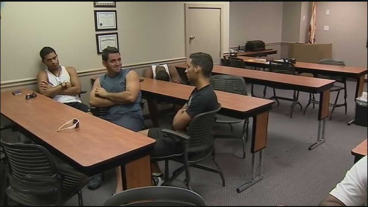 Foreign baseball players stranded in Central Florida
