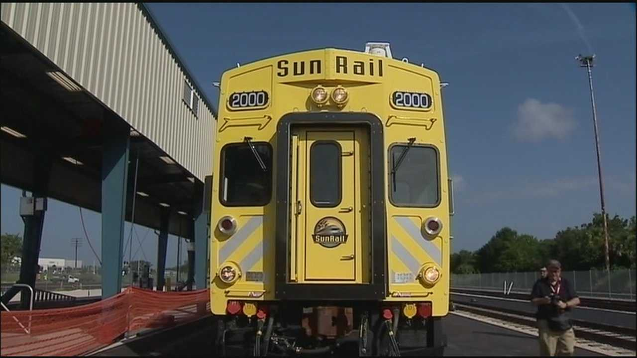 SunRail station built too close to road, must be moved