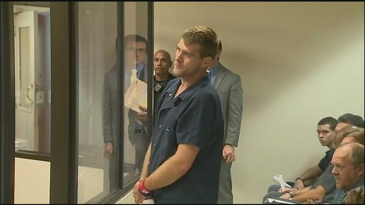Man accused in child's death faces judge