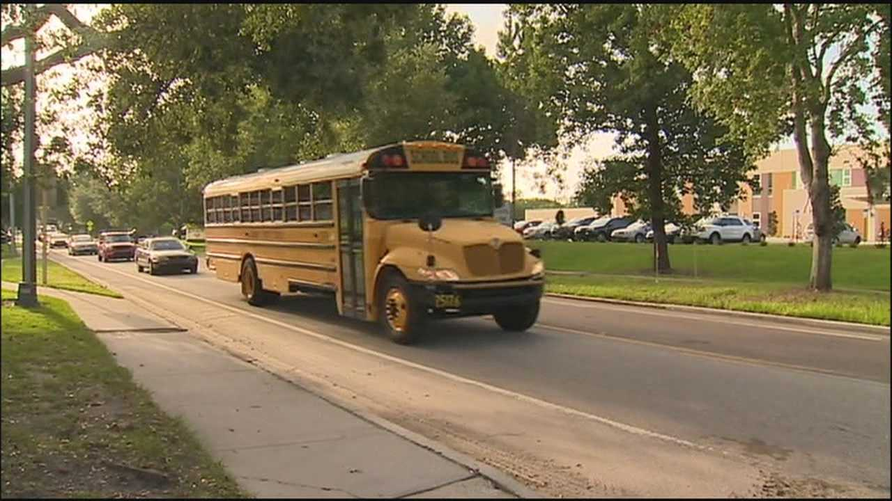 7 central Florida counties head back to school
