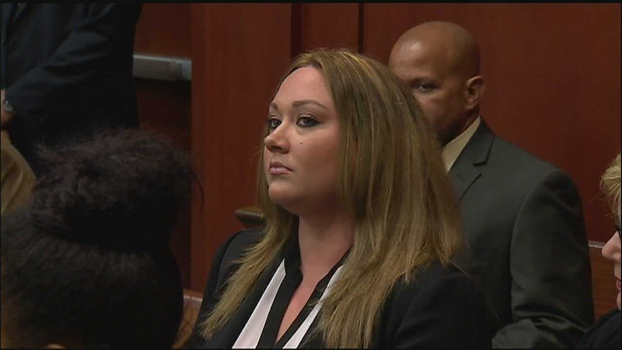 Shellie Zimmerman will be required to serve one year probation after taking a plea deal on perjury charges against her.