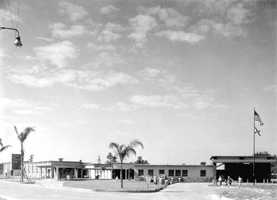Audubon Park Elementary School in 1956.