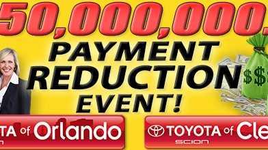 Toyota specials in Orlando