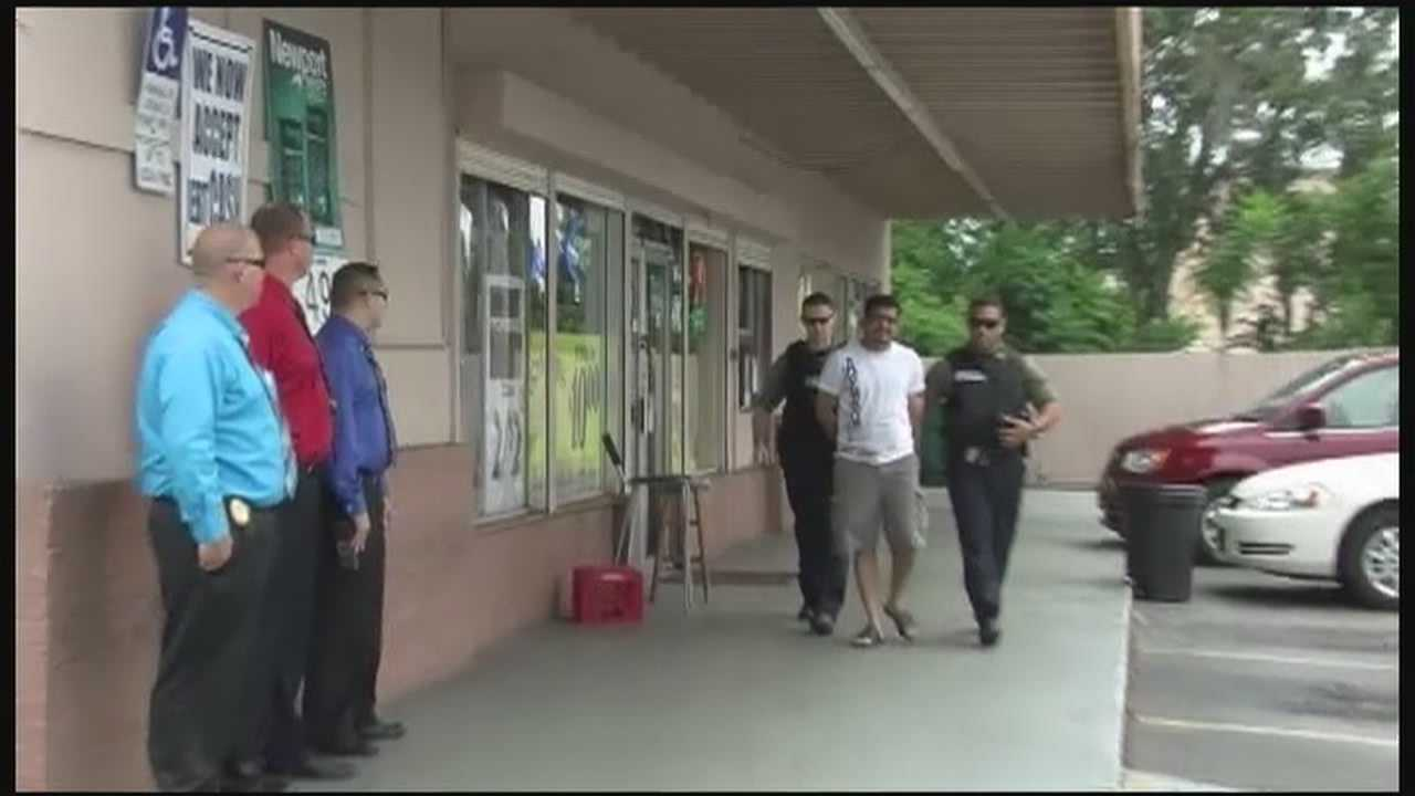 A food stamp fraud raid was carried out at a Brevard County convenience store.