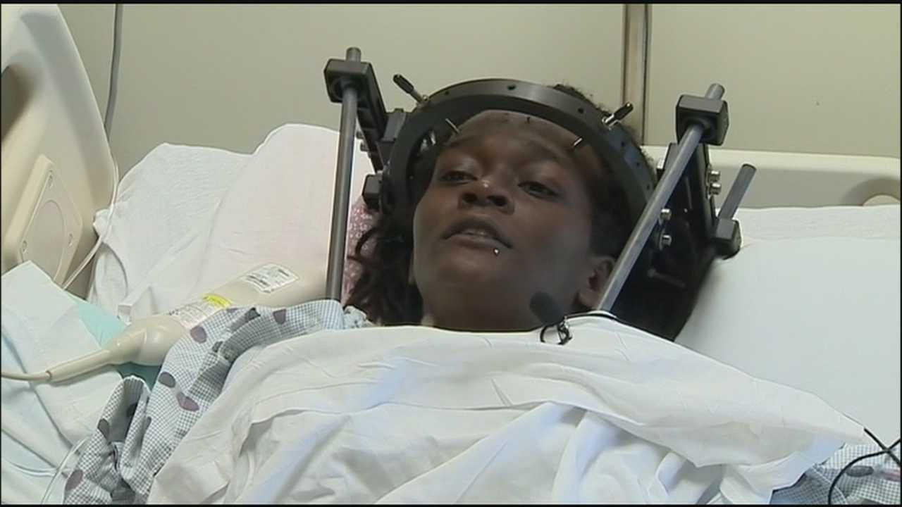 Hit-and-run victim: 'Why did you leave me there?'