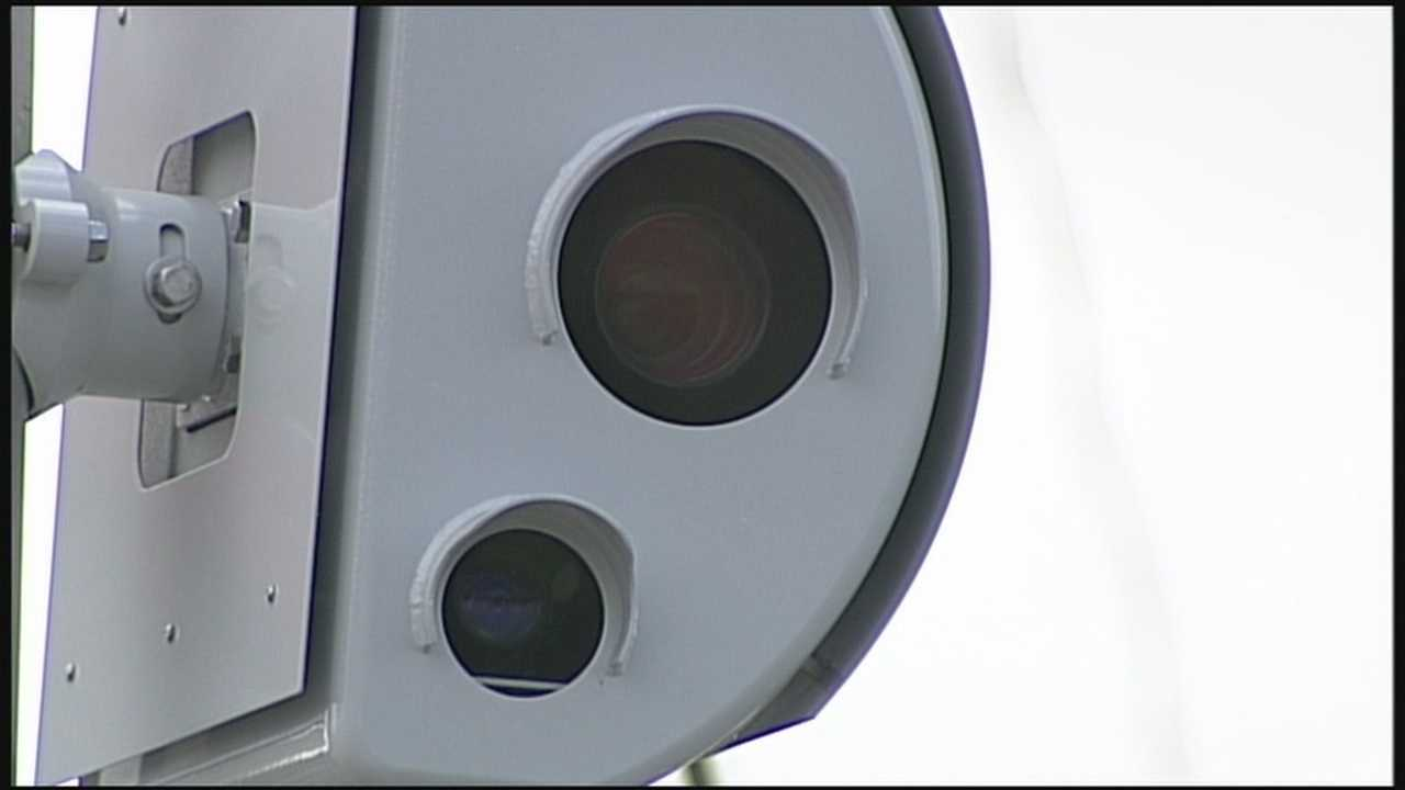 New red light cameras to be installed in November