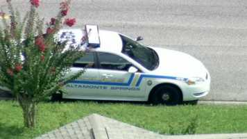 Authorities worked to evacuate some residents in a an Altamonte Springs neighborhood Thursday after an inspector found possible explosives in a home.