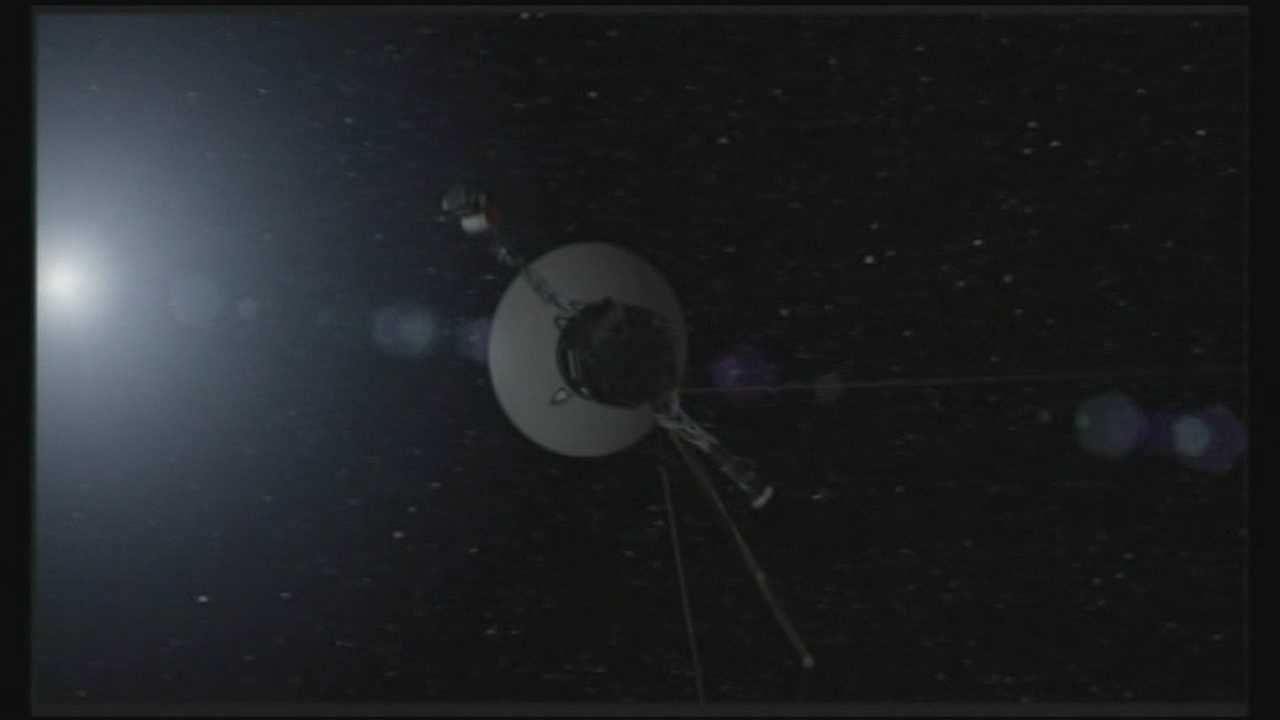 The Voyager is now a starship -- the first in history.