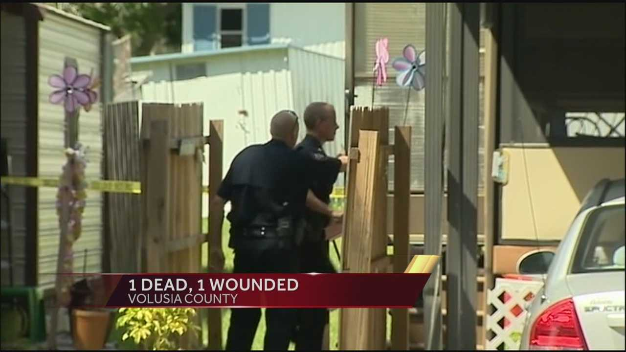Man dead, woman wounded in shooting