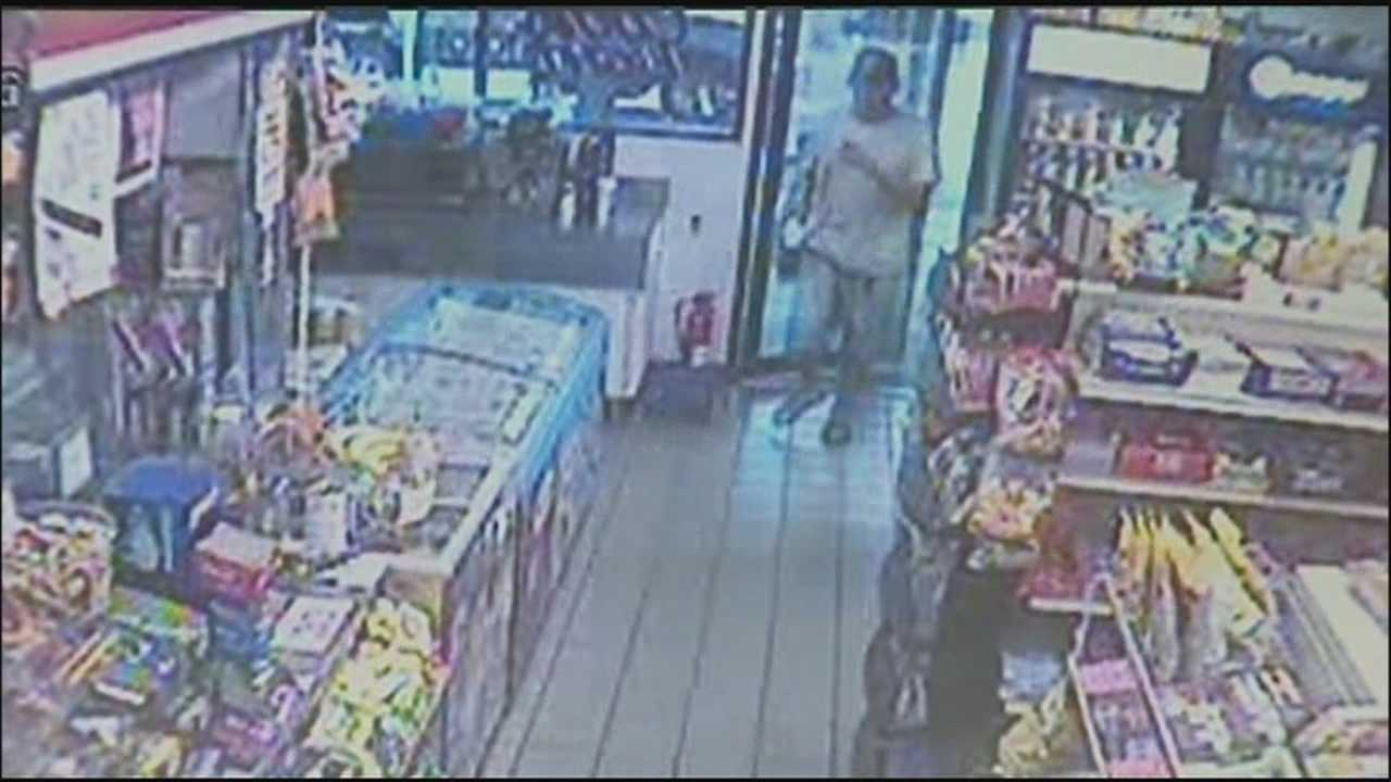 Serial robber connected to 5 area robberies