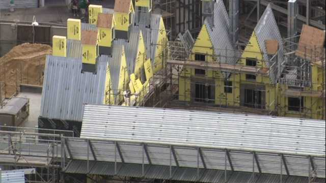 The Wizarding World of Harry Potter - Diagon Alley construction