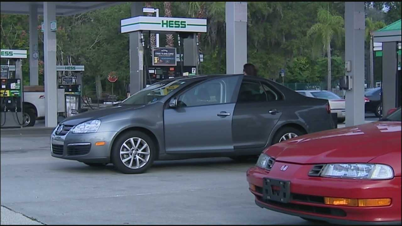 Thieves targeting gas stations, law enforcement warns