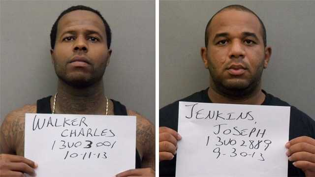 Chalres Walker and Joseph Jenkins 2013.jpg