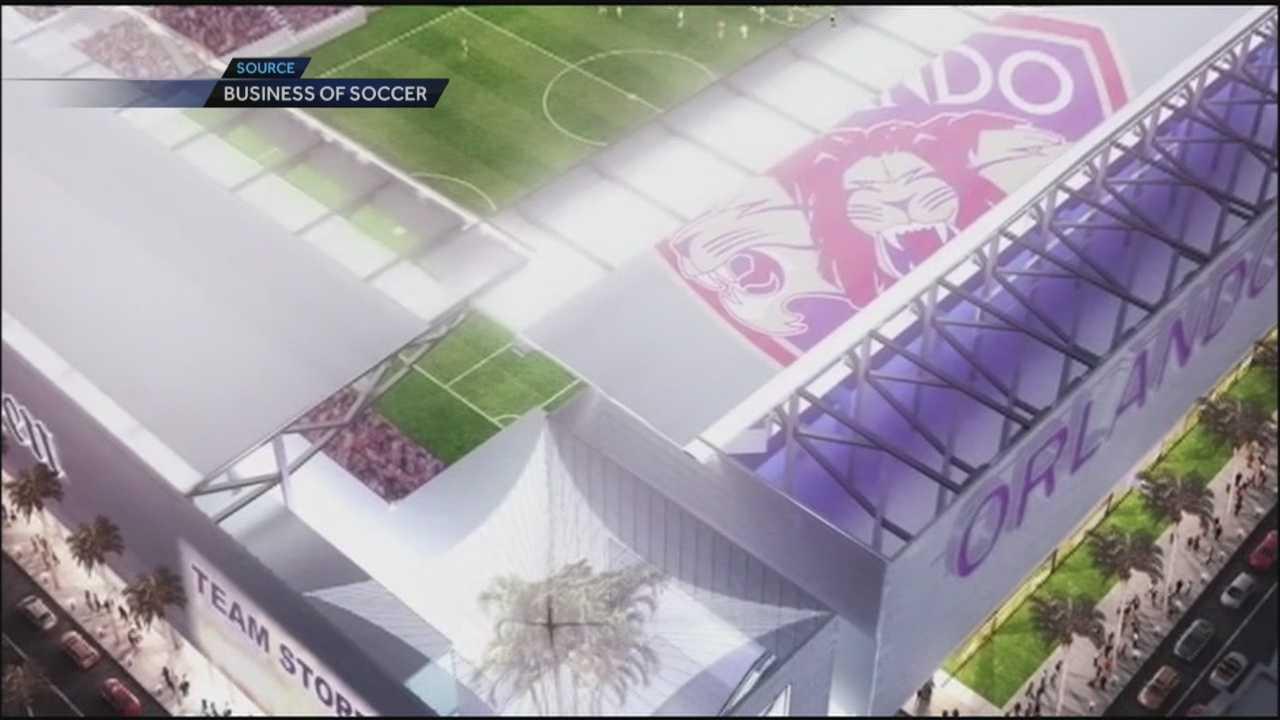 Soccer stadium proposal