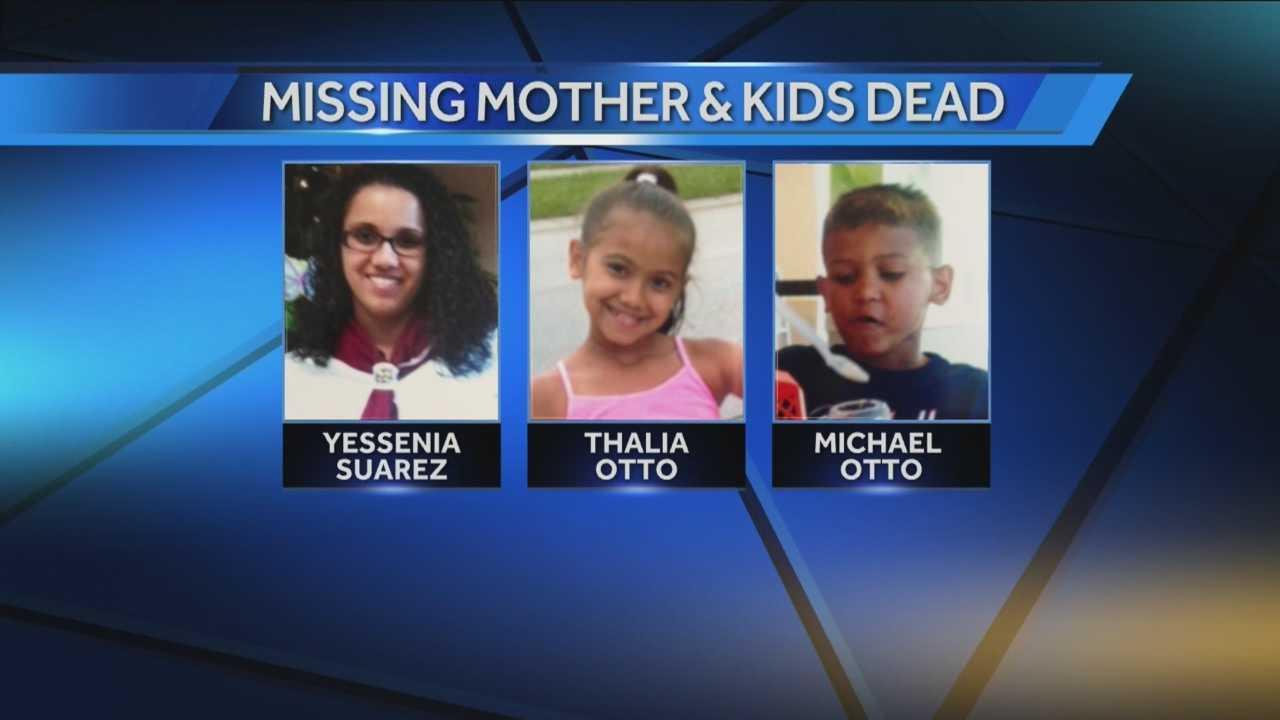 Missing Deltona mom/kids