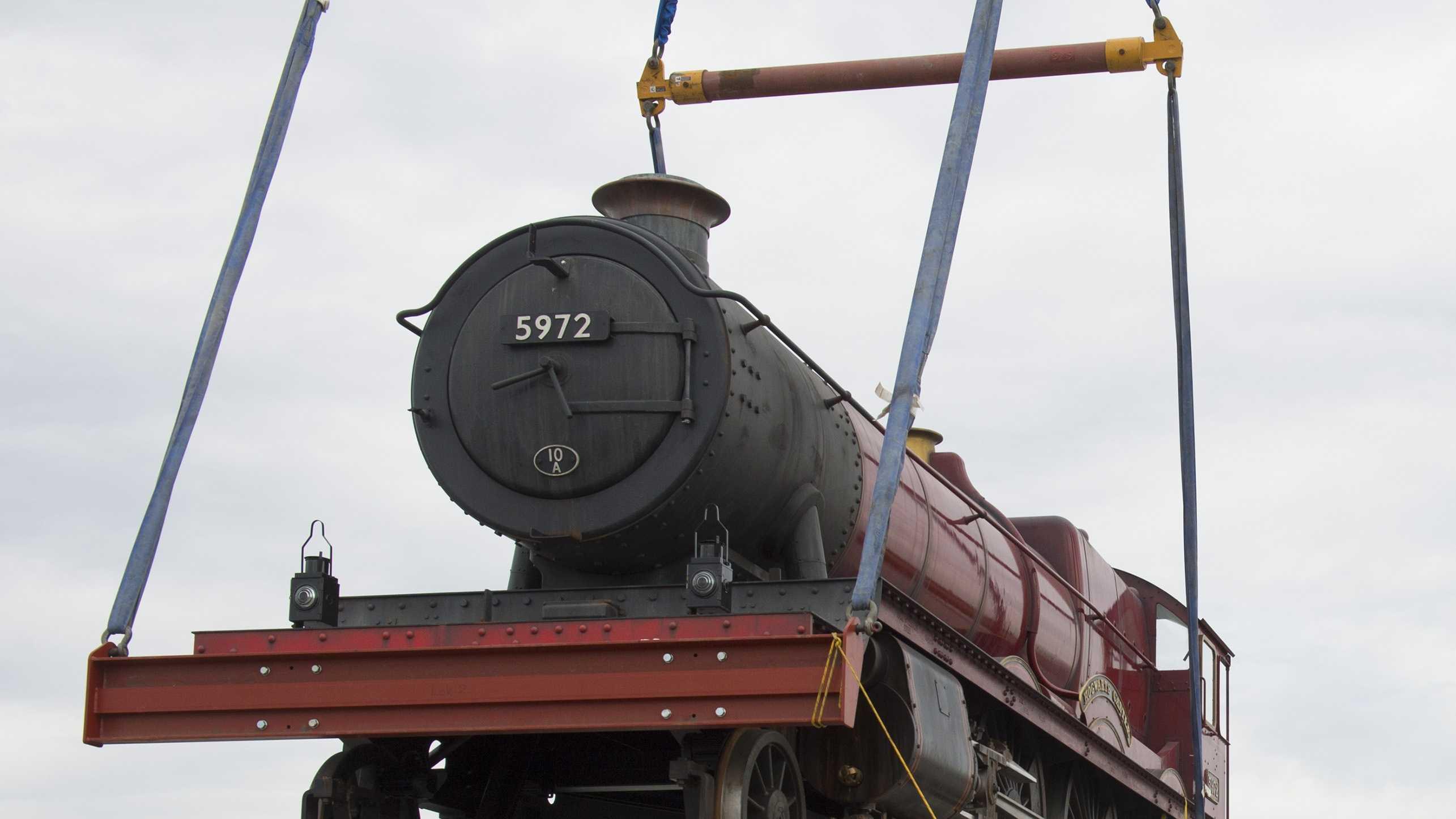 hogwarts train universal orlando