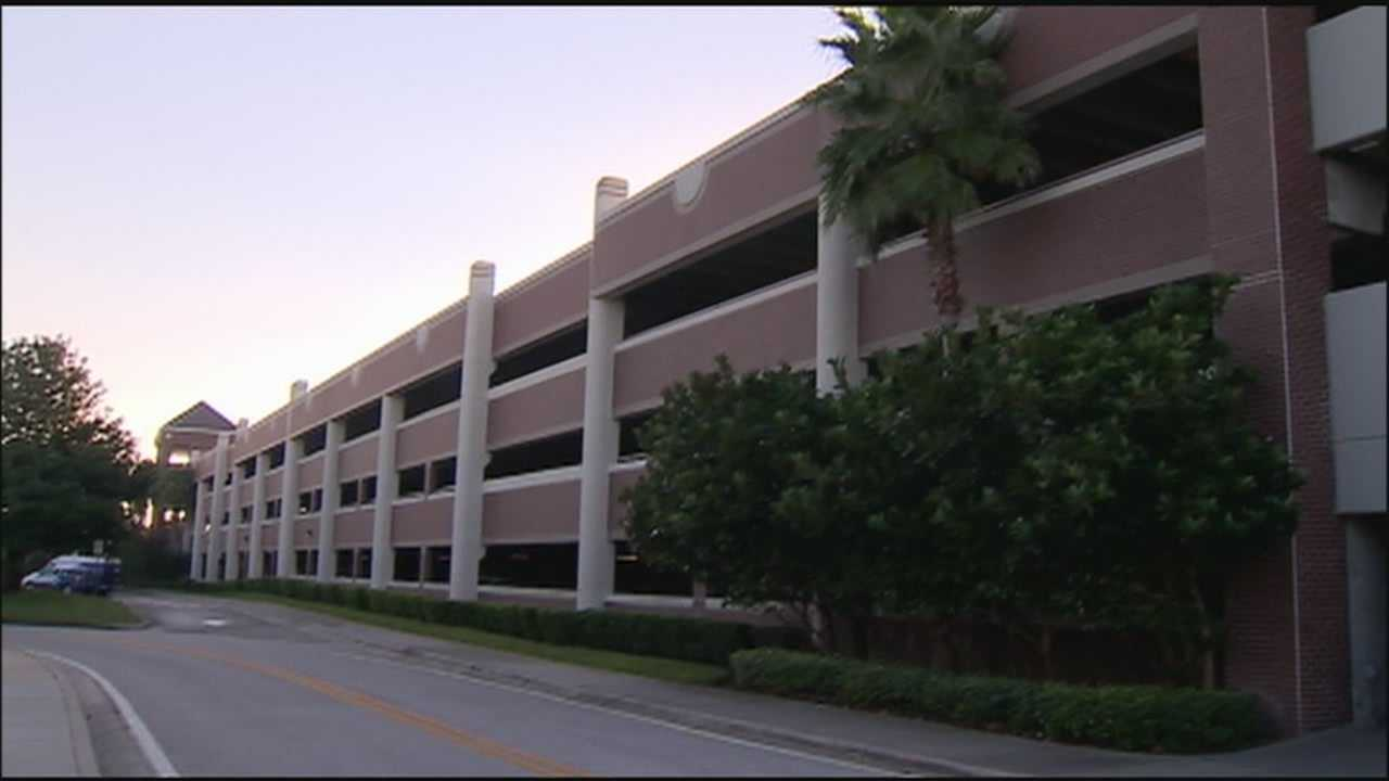 Possible sexual assault inside UCF parking garage
