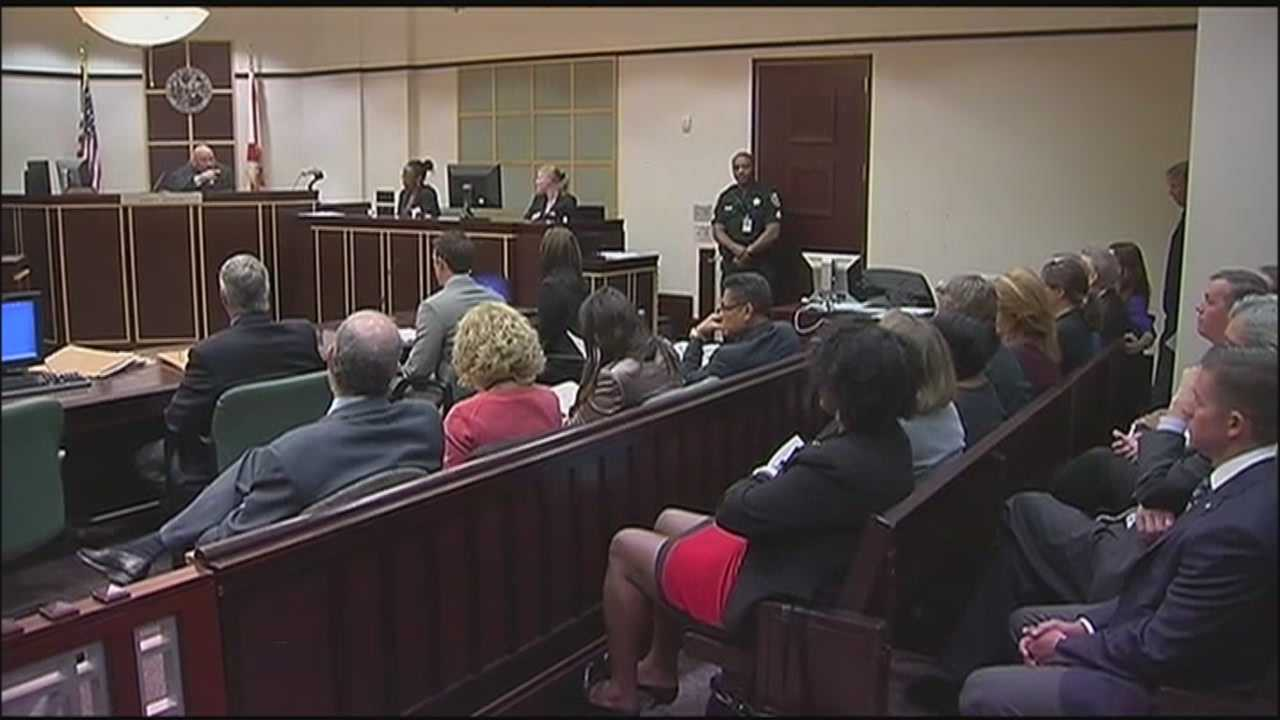 A second chance is offered for veterans through Veterans' Court