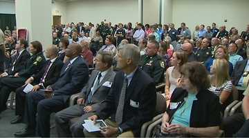 The Orange County Sheriff's Office honored its own and members of the community this week during an awards ceremony.